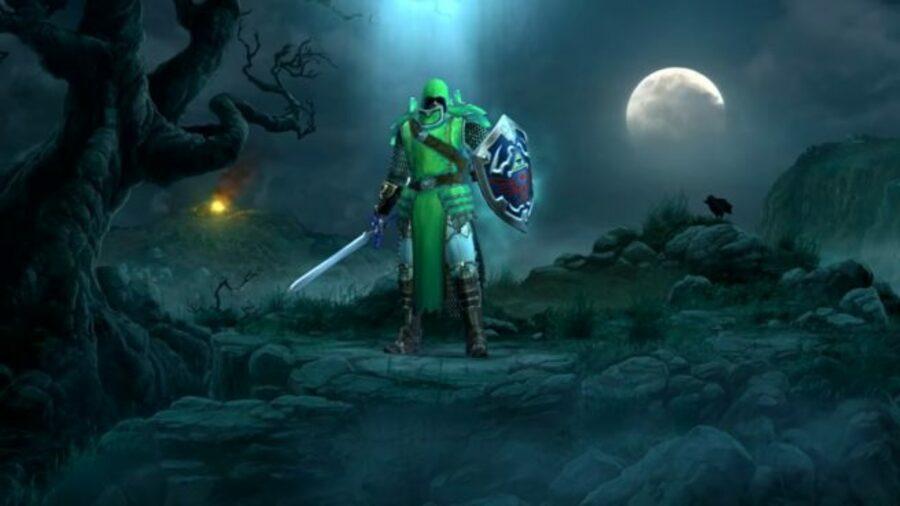 Link In Diablo III