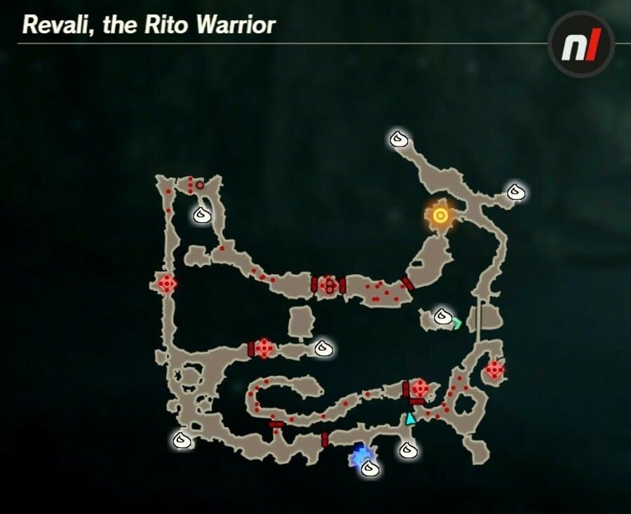 Hyrule Warriors Age Of Calamity Korok Locations Nintendo Life