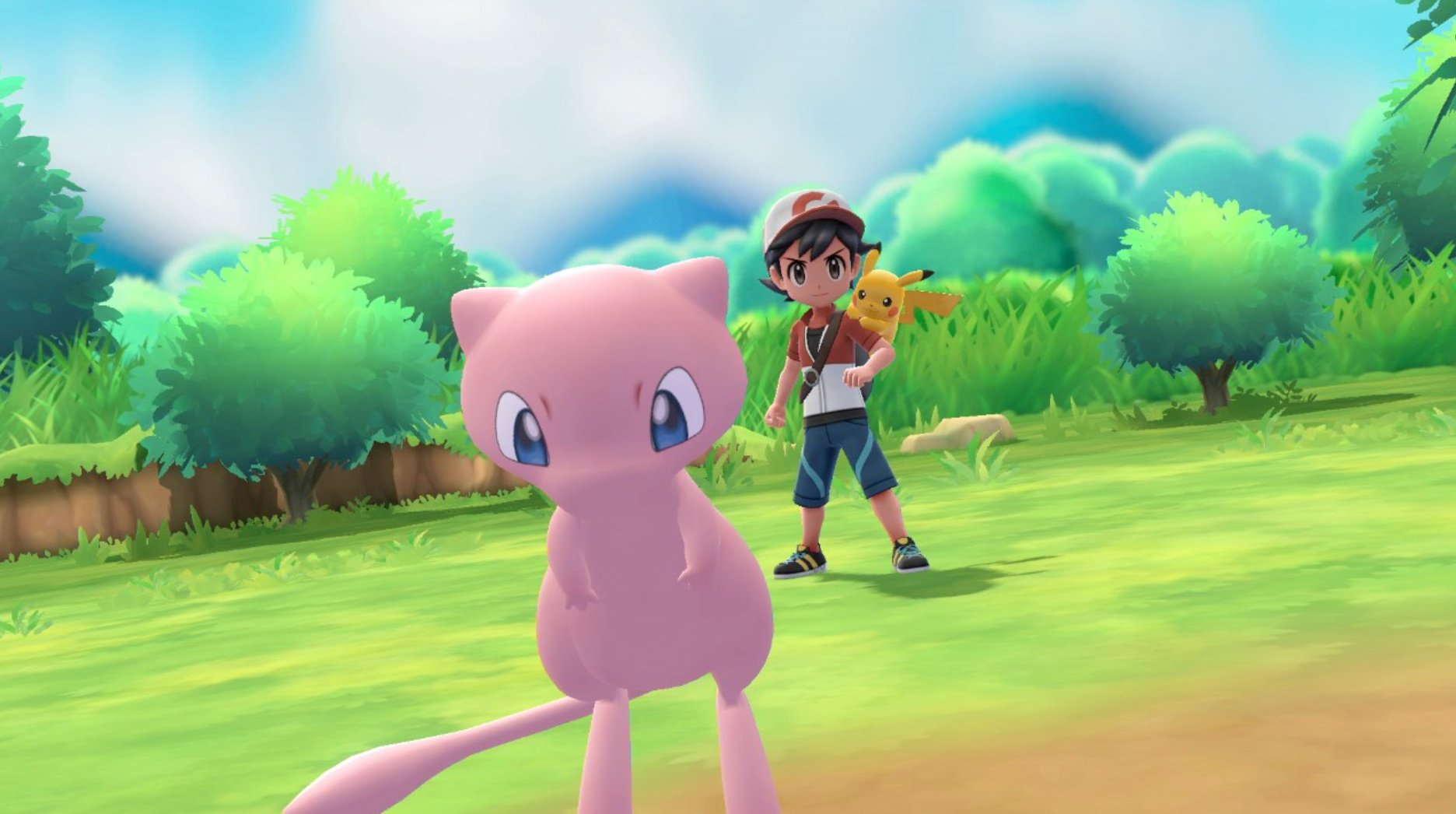 How To Unlock Mew In Pokémon: Let's Go On Nintendo Switch