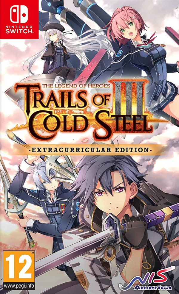 The Best Trails Of Cold Steel New Game Plus  Pictures