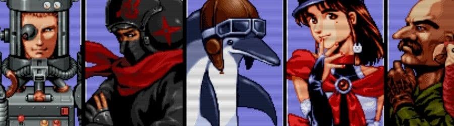 Aero Fighters 2 (Neo Geo)