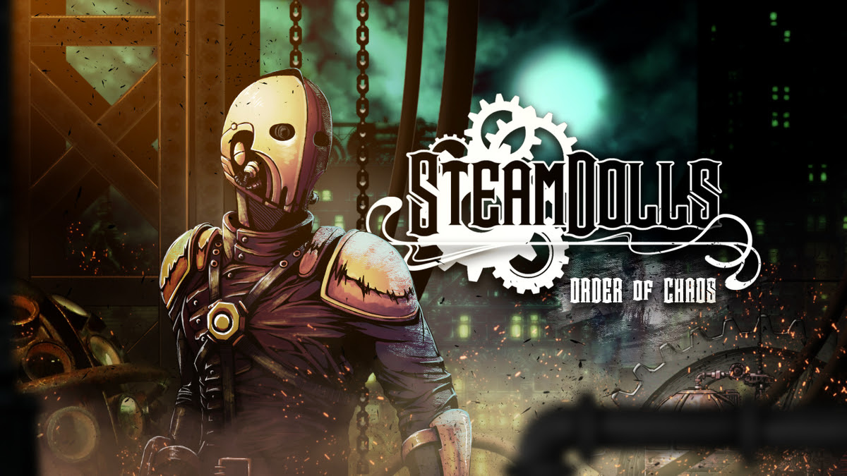 SteamDolls Is An Upcoming Metroidvania Starring The Voice Of Solid Snake