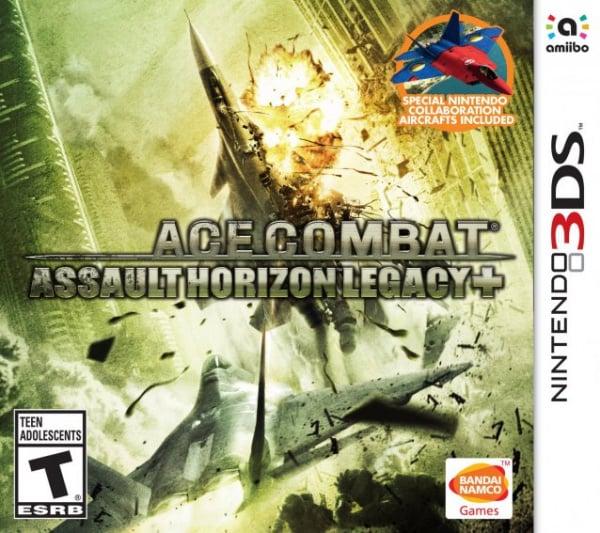 Ace Combat Assault Horizon Legacy + Review (3DS) | Nintendo Life