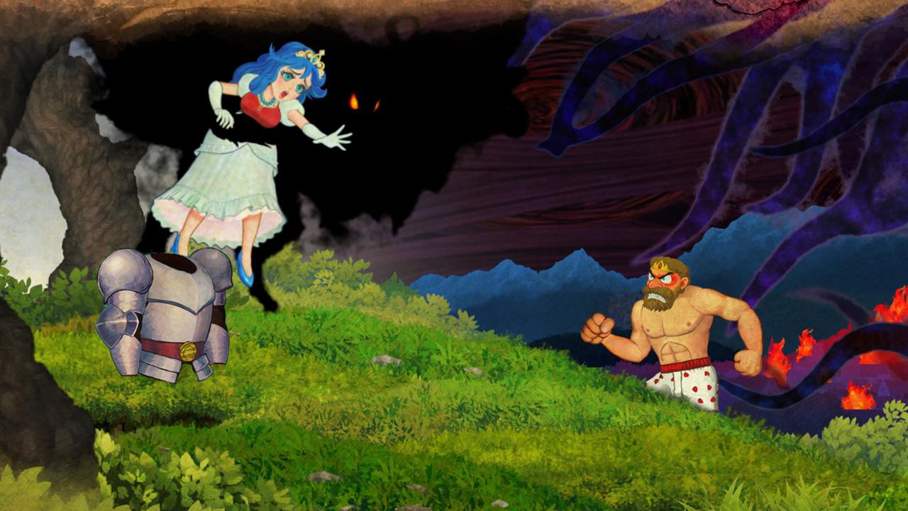 Ghosts 'n Goblins Resurrection Director Finally Reveals The Deal Behind Arthur's Underwear