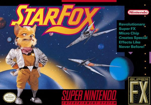 Star Fox Review (SNES)   Nintendo Life