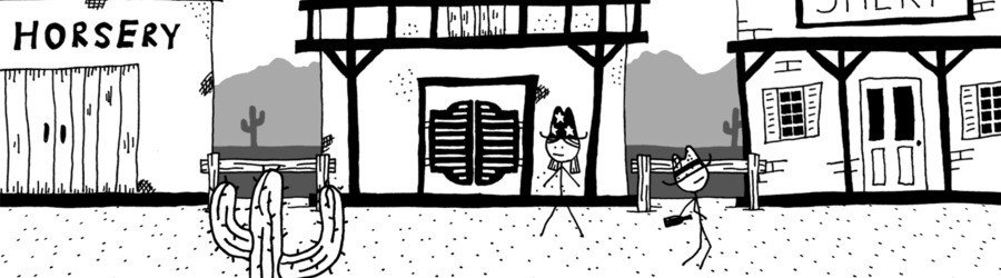 West of Loathing (Switch eShop)