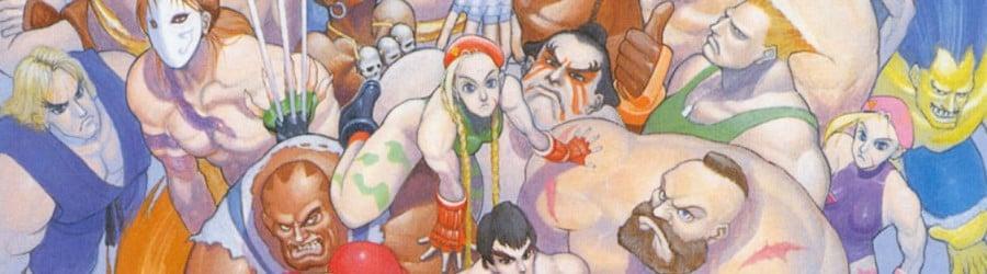 Super Street Fighter II: The New Challengers (SNES)