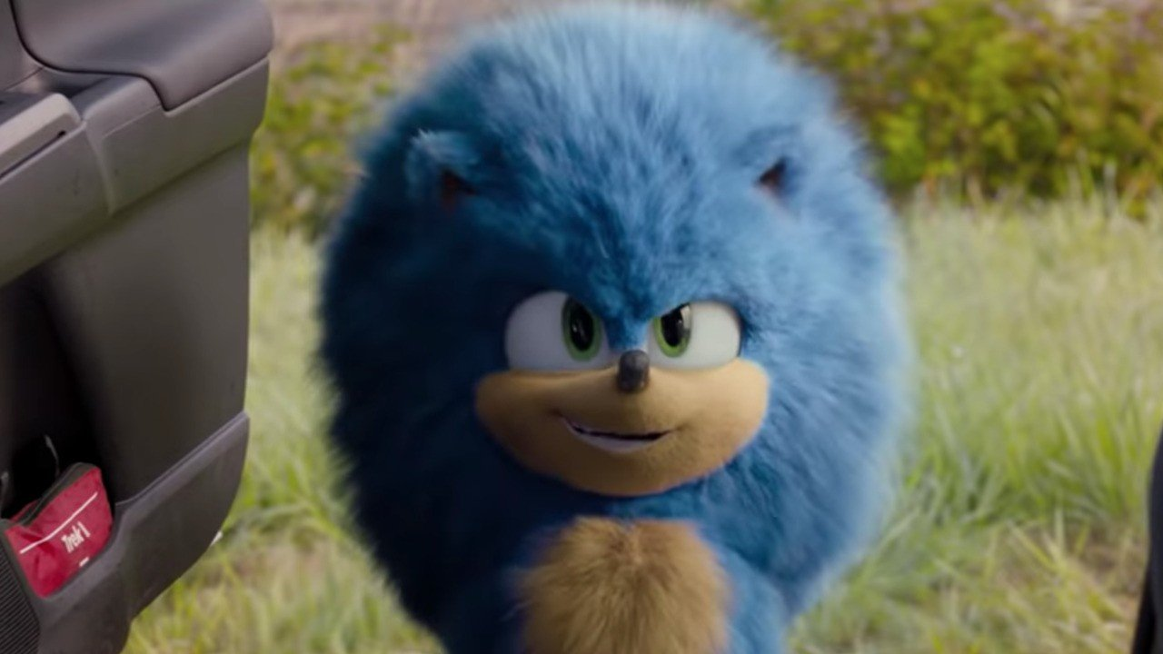Video Watch Several Full Scenes From The Sonic The Hedgehog Movie Nintendo Life