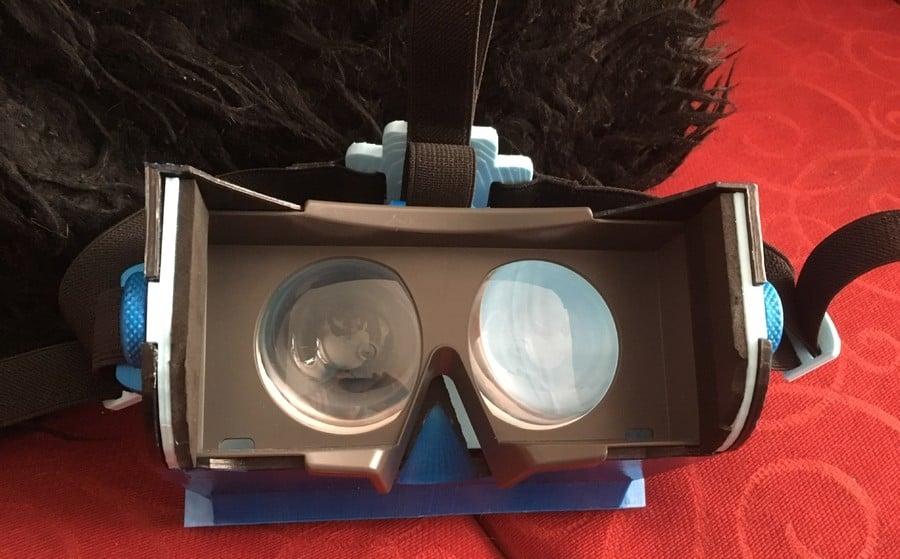 3D Printed Headset