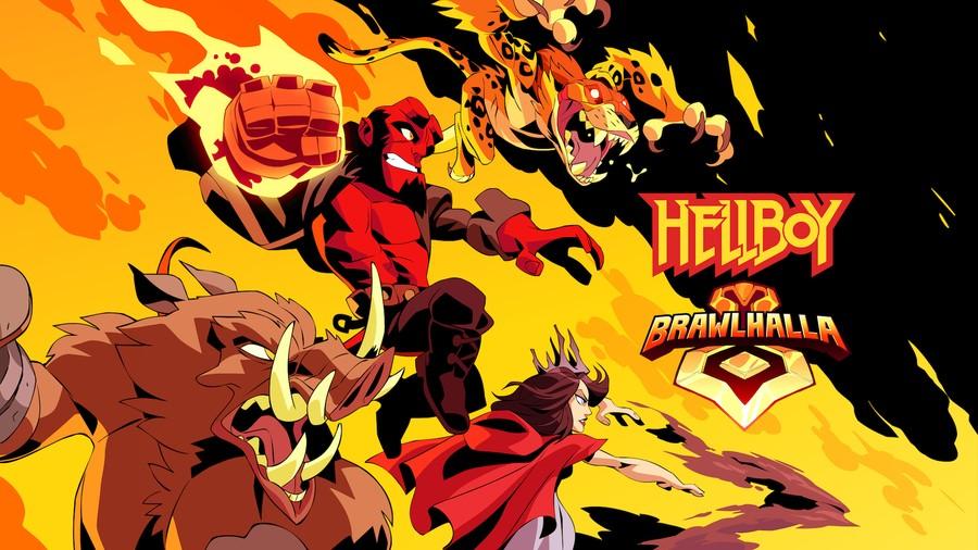 BRHL Hellboy