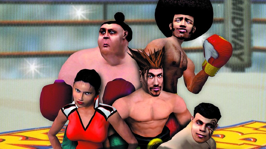 Ready 2 Rumble Boxing was one of the Midway titles which caused the Dreamcast to crash