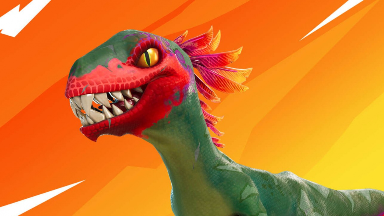 Yes, Fortnite Now Has Velociraptors Roaming The Island