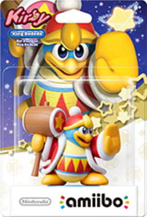 King Dedede amiibo Pack