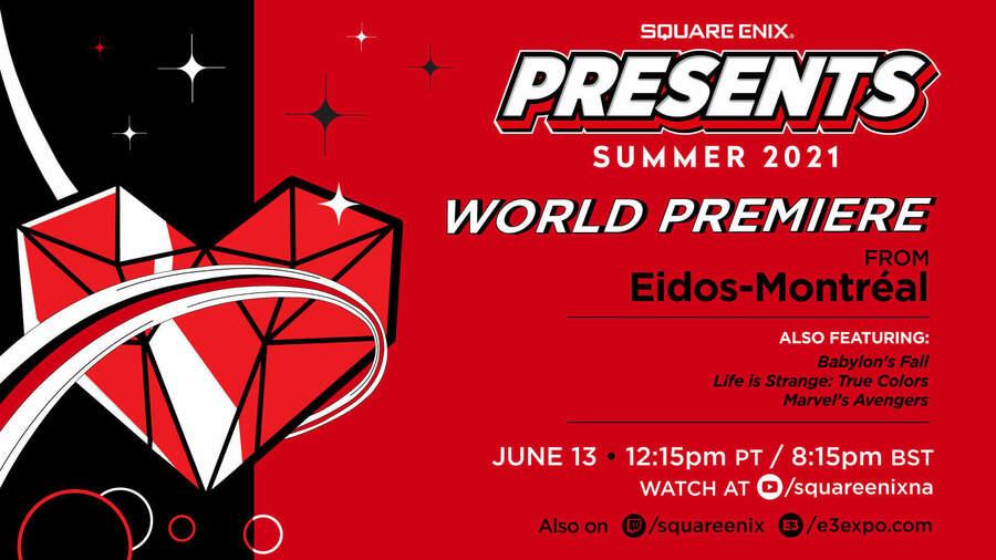 Square Enix presenta