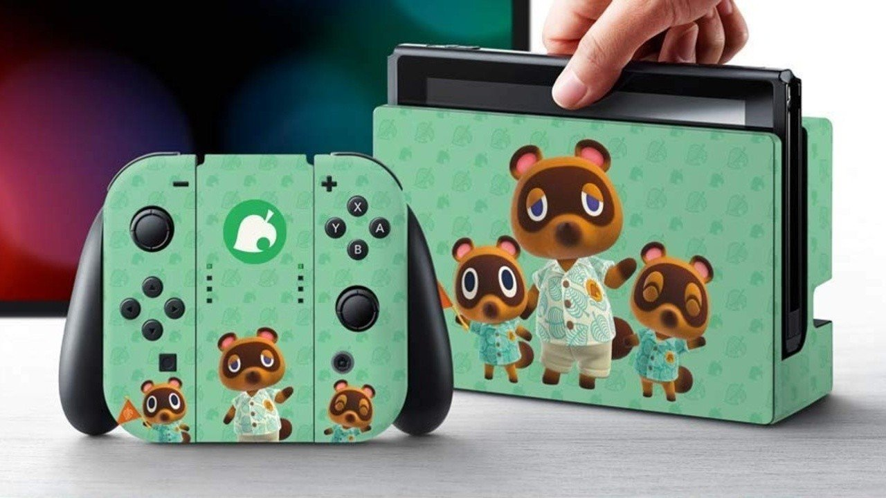 Embrace Island Life With Officially Licensed Animal Crossing New
