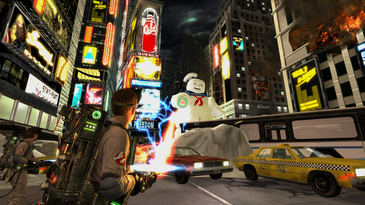 Saber Interactive Details The Difficulties In Bringing Back Ghostbusters: The Video Game