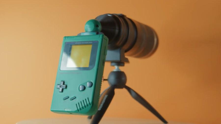 Game Boy Camera Mod