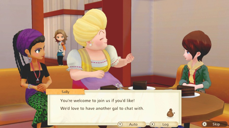 Localisation of Story of Seasons