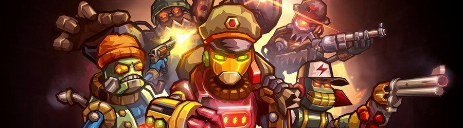 SteamWorld Heist (3DS eShop)