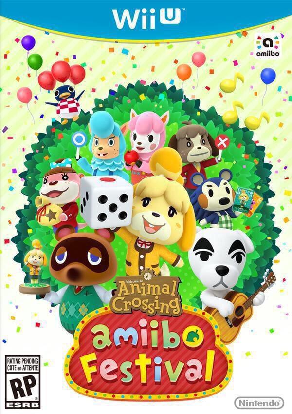Animal Crossing: Amiibo Festival Review (Wii U)   Nintendo Life