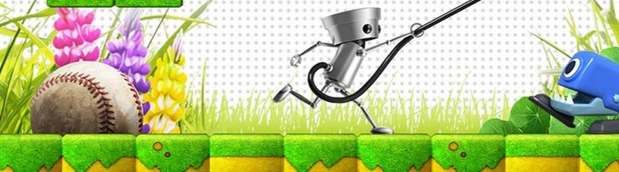 Chibi-Robo!: Zip Lash (3DS)