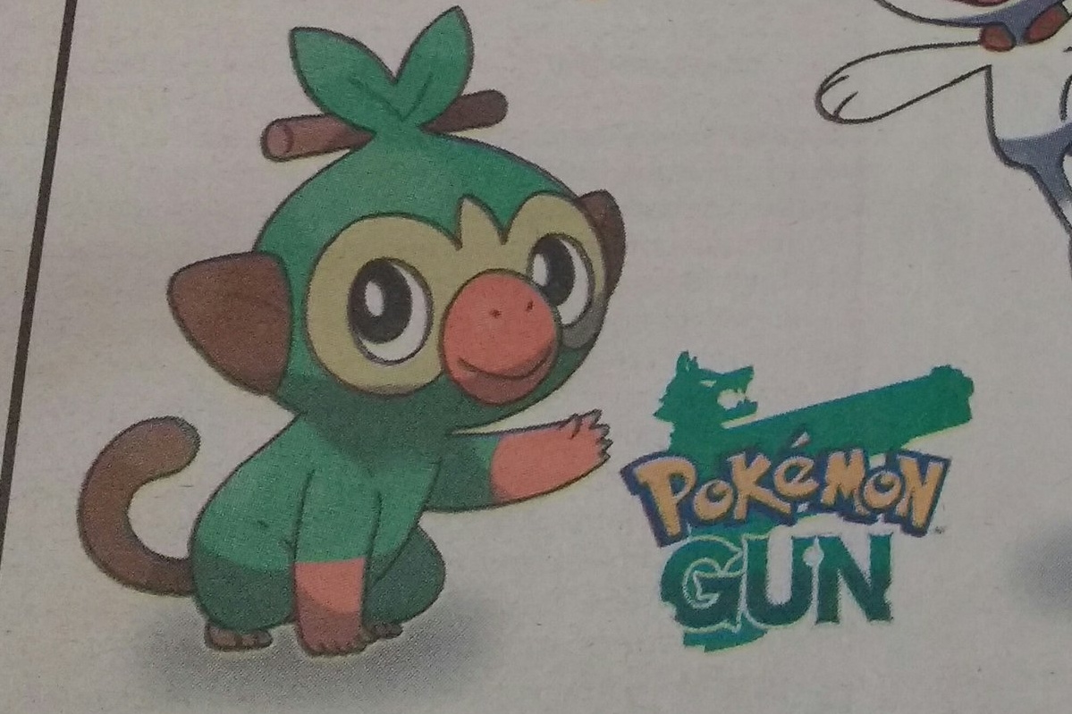 Random This Local Newspaper Seems To Think Pokemon Gun Is Real