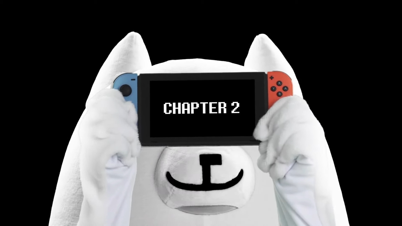 """Deltarune Chapter 2 Available On Switch """"Later Today"""" As A Free Update"""