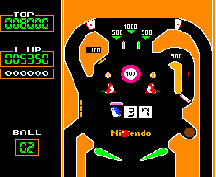 Pinball Joins Hamster's Arcade Archives Series This Week