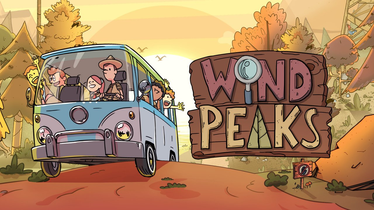 Wind Peaks Is A 'Where's Wally?' Style Game Headed To Switch Next Week