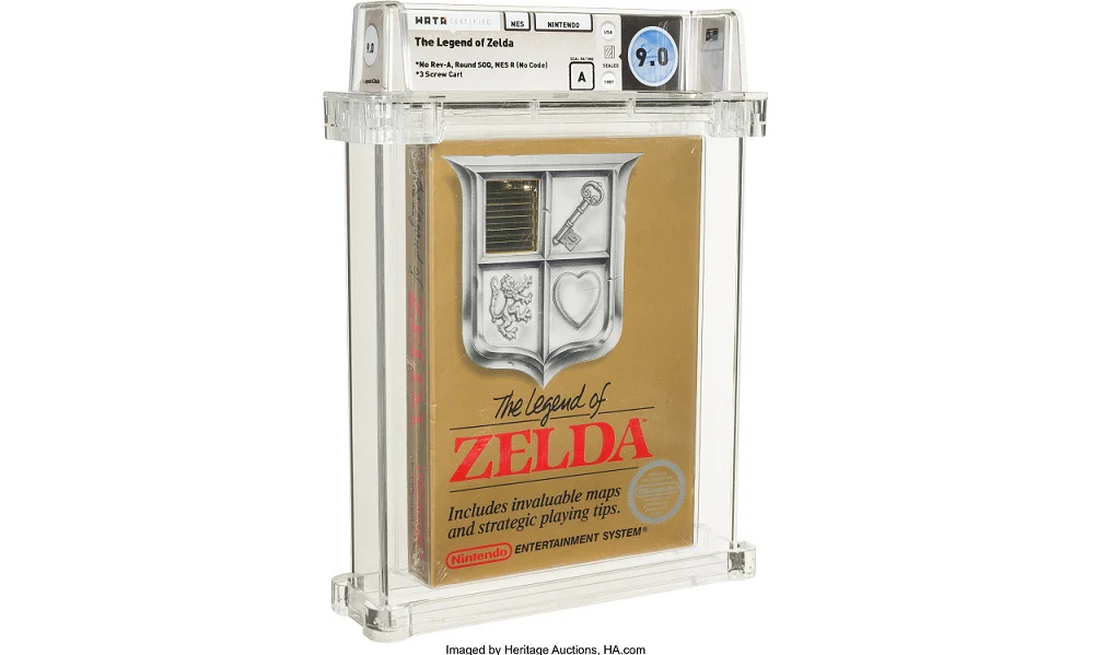 """Hidden Sales Data Of Graded NES Games Released To Combat Artificial Inflation And """"Record-Breaking"""" Auctions"""