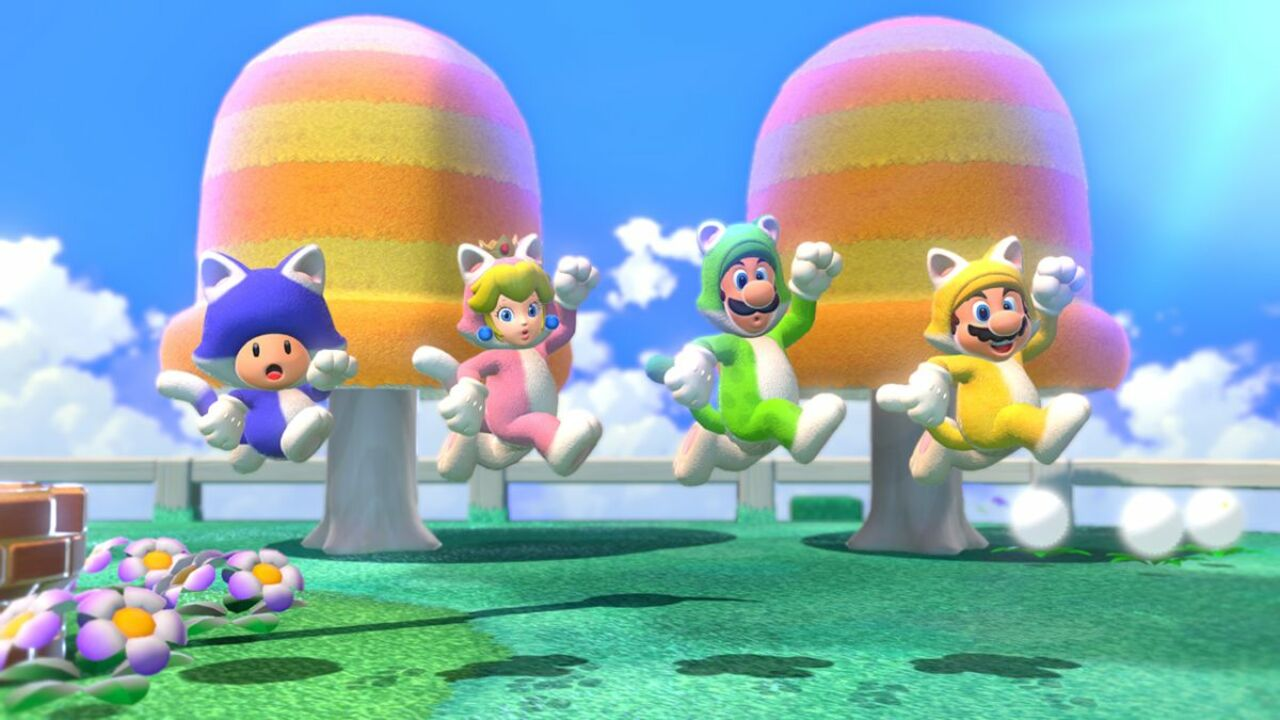 Video: Check Out The Latest Trailer For Super Mario 3D World + Bowser's Fury - Nintendo Life