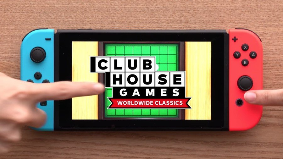 Clubhouse Games 51: Worldwide Classics