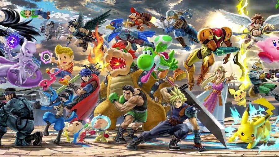 Super Smash Bros. Ultimat