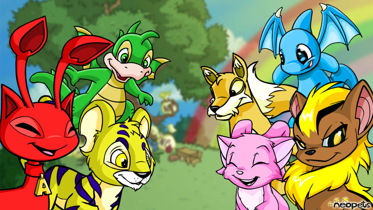 <p>Rumour: Neopets Could Be Coming To Switch thumbnail