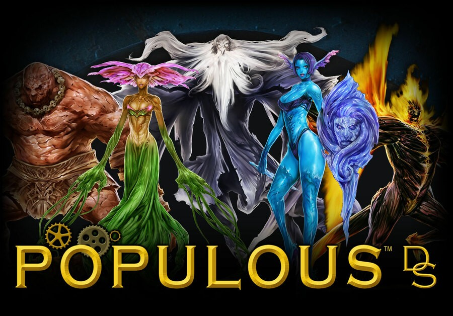 The last Populous game arrived on the Nintendo DS way back in 2007; development was handled by Japanese studio Genki and Molyneux was not involved