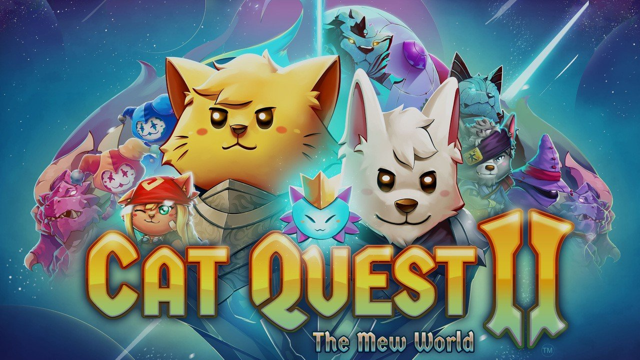 Co-Op Open-World RPG Cat Quest II Receives Huge, Free Update