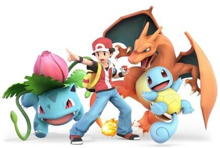 33-35. Pokemon Trainer