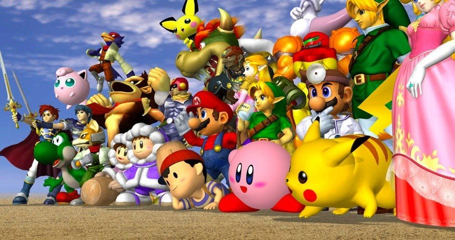 Super Smash Bros. Melee IMG