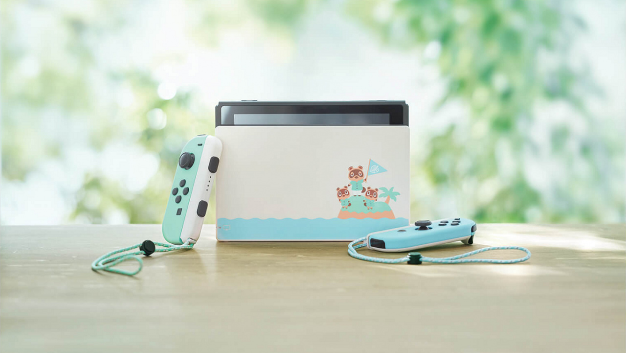 The Animal Crossing Switch Is Getting A Limited Restock In Australia, UK Stock Also Appears