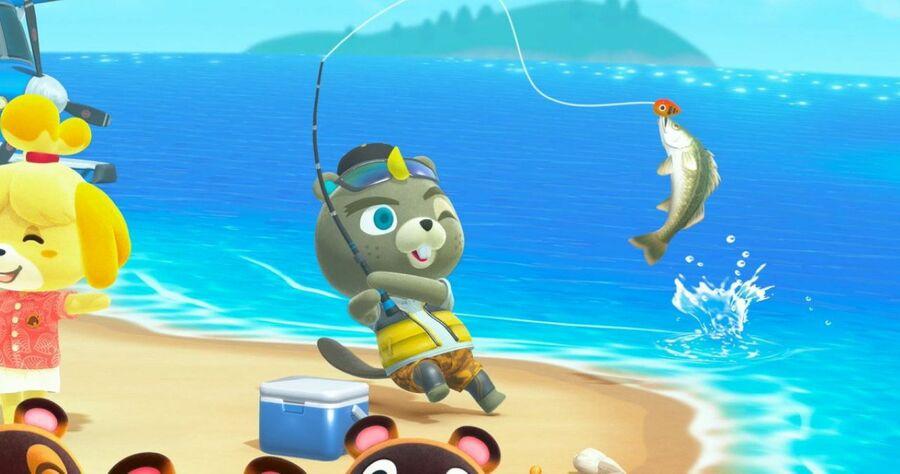 C.J. Animal Crossing