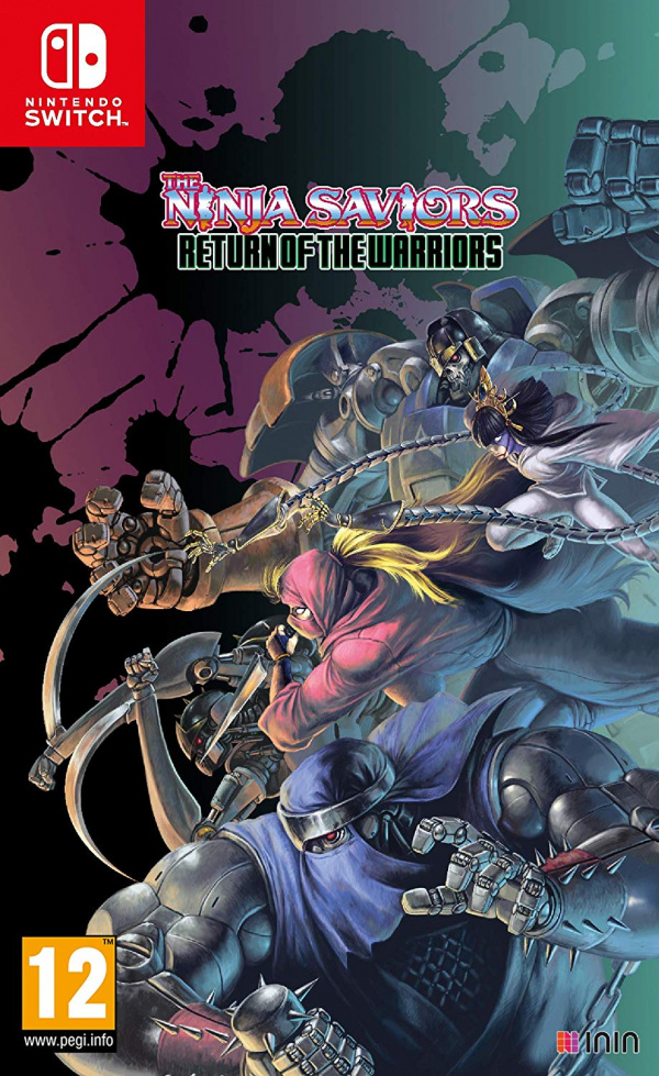 The Ninja Saviors: Return of the Warriors Review (Switch