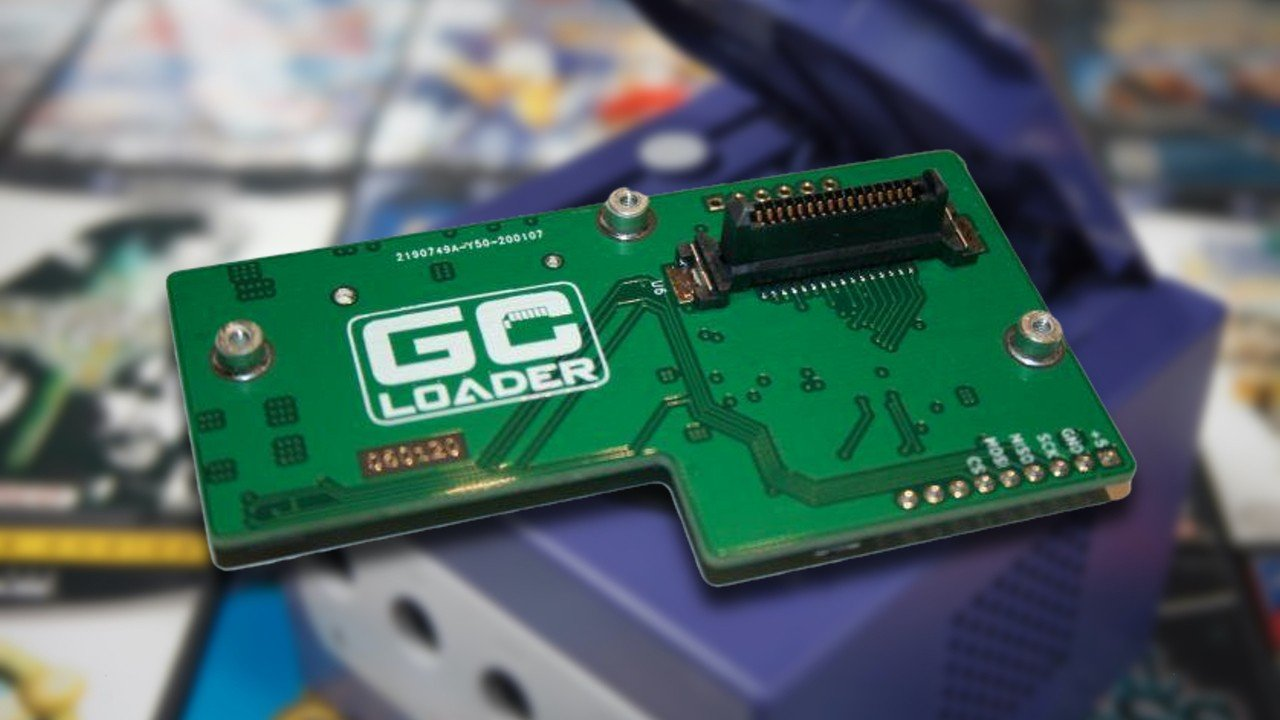 GC Loader Ditches The GameCube's DVD Drive So You Can Run Games From An SD Card