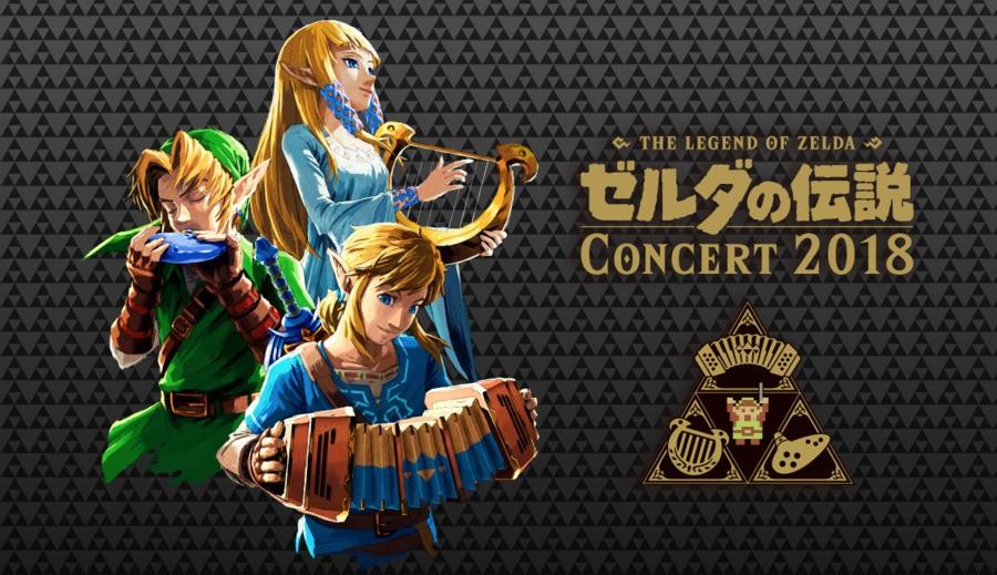 Zelda Concert