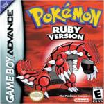 Pokémon Ruby & Sapphire (GBA)