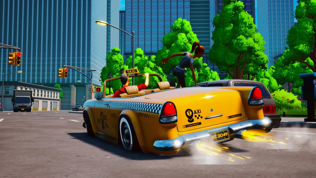 Review: Taxi Chaos thumbnail