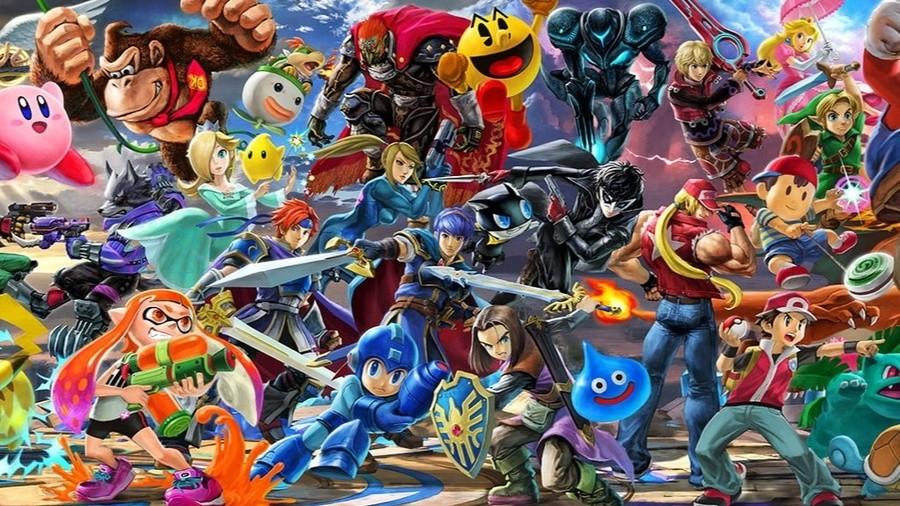 Suepr Smash Bros. Ultimate