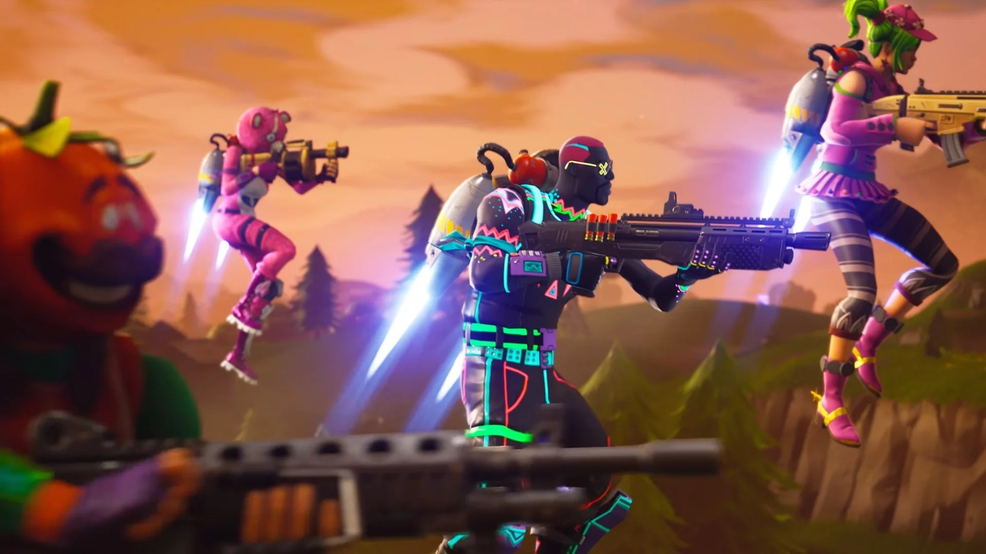 An Epic Bullet Glitch Has Been Discovered In The Switch