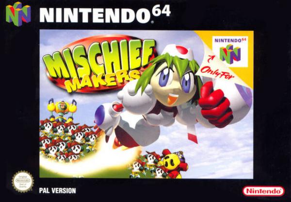 n64 mischief makers