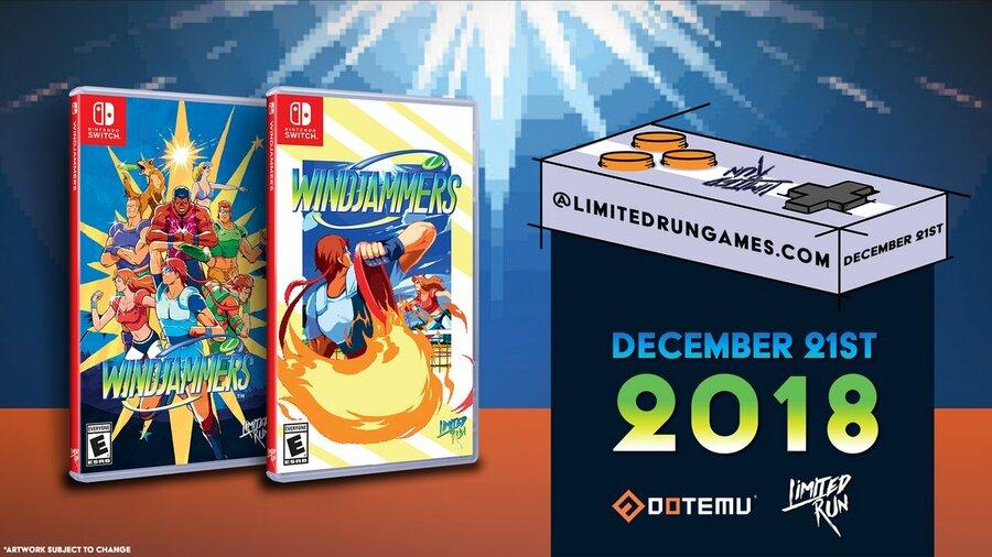 Limited Run Windjammers Img