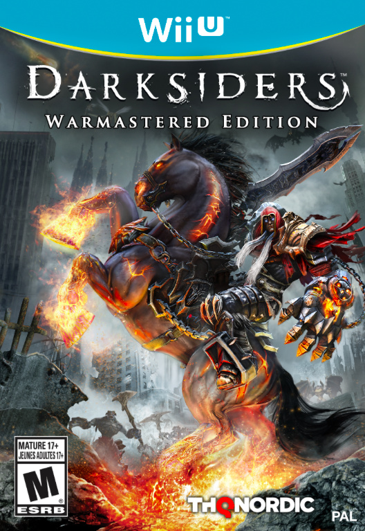 Darksiders: Warmastered Edition Review (Wii U) | Nintendo Life